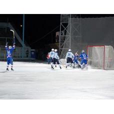 Сетка-гаситель для хоккея с мячом (2,0м*3,5м), Д 3,1 мм