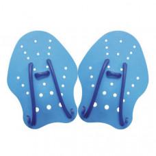 PD-1 (S) Лопатки для плавания  (голубые)