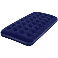 Bestway 67001N Кровать флок 188х99х22 см (синяя)