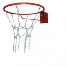 1SC-SLS Сетка-цепь для баскетбола, облегченная, антивандальная Универсальная (на №7и №5)