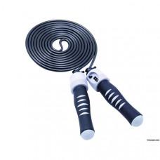 Hawk HKJR121 Скакалка со счётчиком,длина 2,8 метра (регулируемая); счетчик кол-ва оборотов; материал: пластик, ПВХ, резина.