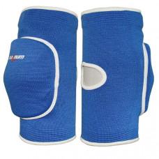 7201-L Наколенники волейбольные (с дыркой) (синий)