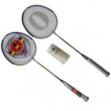 F04542 Набор для бадминтона (2 ракетки+2 волана)