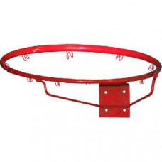 КБ№7 Кольцо баскетбольное №7 простое, d 450мм, стандартное, без сетки