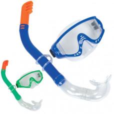 Bestway 24020 Набор для ныряния (маска+трубка) Snorkelite для взрослых, от 14 лет  (6)