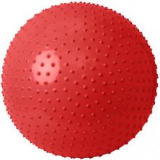 Hawk HKGB801-PP Мяч гимнастический массажный 55 см см  (красный, без насоса, Упаковка: пакет)