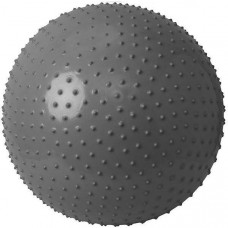 Hawk HKGB801-PP Мяч гимнастический массажный 65 см  (серый, без насоса Упаковка: пакет)