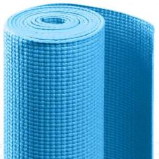 F11773 Коврик д/ йоги 173х61х0,3 см (голубой)