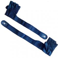 1607 / М/ Перчатки Тяж. Атлетические Амара/Нейлон ,Упаковка:Премиум Пакет на кнопке